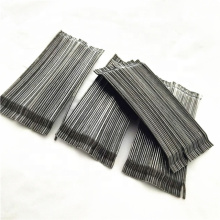 Hooked glued carbon steel fiber  Building and construction material concrete fibers