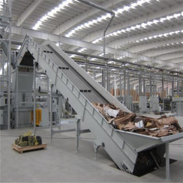Feeding Conveyor voor Pulper