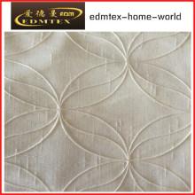 Moda Bordados Organza cortina tecido EDM2041