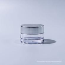 15g Venda quente de plástico PETG Jars