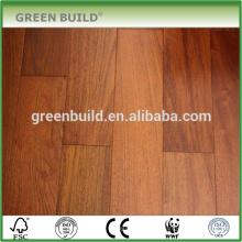 Revestimento de madeira de Jatoba gracioso da madeira dura de Brown