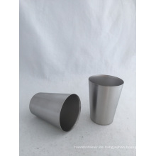 9oz Custom Shot Glas Edelstahl Wein Tasse (CL1C-M27-A)