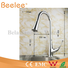 Grifo de la cocina de China rotatorio del chorro de la agua fría y caliente coloreó el grifo de Upc Ktichen