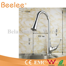 China Kitchen Faucet Rotatable Jet Hot and Cold Water Colored Upc Ktichen Faucet