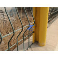 Wire Mesh Factory Zaun mit Pfirsich Post (TS-L01)
