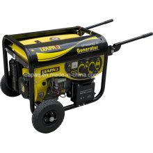 5.0kw Wheels & Handle Y-Type Portable Gasoline Generator