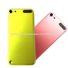 Red/Yellow Green/Pink Color Back Covers for iPod Touch 5New