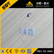 PC200-7 excavator resistor 7861-94-3000