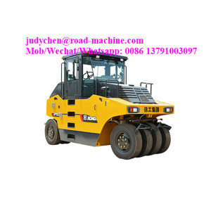11t XCMG XP163 Pneumatic tire road roller