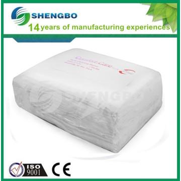 Cotton dish cloth 33*60cm WHITE