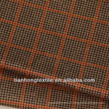 Coton Spandex Rose imprimé tissu robe