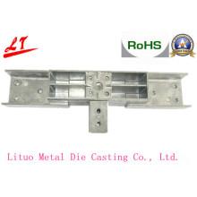 Piezas duraderas de piezas moldeadas de fundición de aluminio con aleación de aluminio