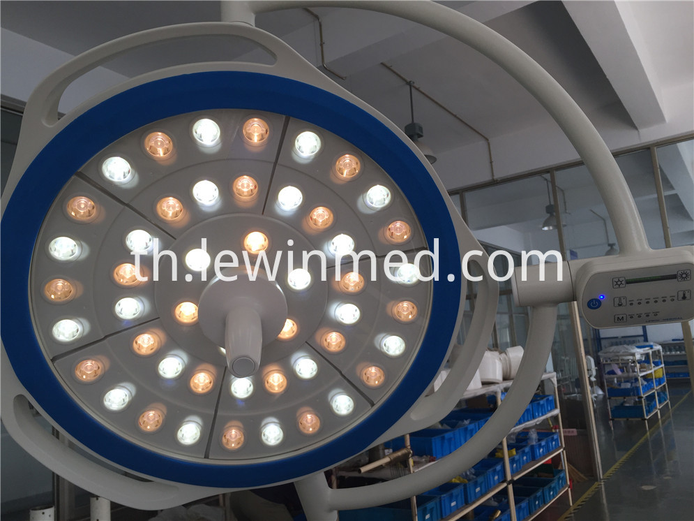 Led Round Shadowless Lamp 1