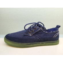 New Design Men Canvas Casual Shoes