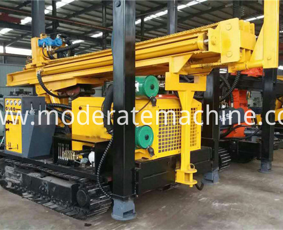 300m-depth-crawler-construction-rotary-pile-drilling