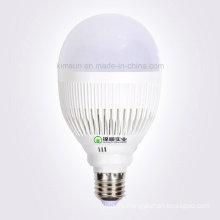 2 años de garantía 9W LED bombilla A80 810lm