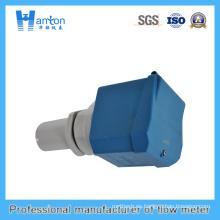 Medidor de nivel ultrasónico de plástico azul todo en uno Ht-104