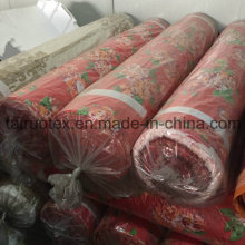 Stock of 100% Polyester Brushed Pongee Fabric for Bedding Set