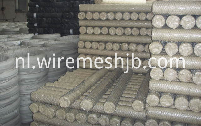 Galvanized Hexagonal Wire