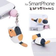 Bouchon antipoussière de conception adaptée aux besoins du client pour le téléphone portable