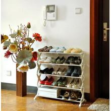 Dormitorio muebles estante estante zapato diseño (BDS-033)