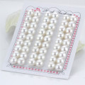 8mm Aaaa Button Shape Half Drilled Matching Pairs Wholesale Freshwater Loose Pearl
