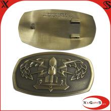USA Metal Antique Brass Belt Buckles for Men