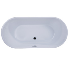 Cupc EUA Narrow Rim Best Seller Free Standing Bathtub