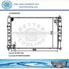Radiator For Mazda MPV Van 02-05 OEM:AJ5115200B