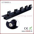 Hohe Quantität entfernbare LED-Schmuck stellt Licht 5 * 1W LC7304DC-L zur Schau