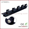 High Quantity Removable LED Jewelry Showcases Light 5*1W LC7304DC-L