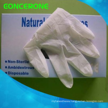 Disposable Latex Examination Gloves with High Quality