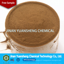 Lignosulfonate de sodium comme agent de renforcement du corps en céramique