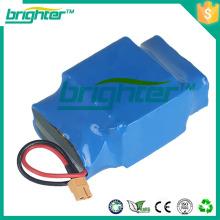 Batterie 18650 3.7v pour scooters électriques de l'usine de Chine
