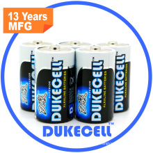 0% Hg Non-Leakage D Size Battery Lr20