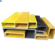 Prix flexibles de tige de FRP / tuyau de fibre de verre / tube de fibre de verre