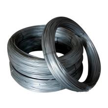 Fil de reliure de fer recuit noir pour la construction à bas prix (BWG 21-22)