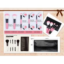 Hot 5 Cosmetic Brush Set Набор кистей для макияжа