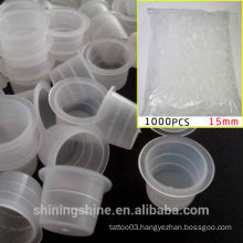 wholesale transparent cheap tattoo ink caps