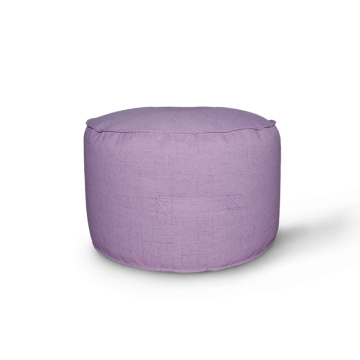 Round shape bed room bean bag chair