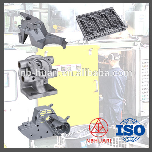 Various models Aluminum Alloy Die Casting Product