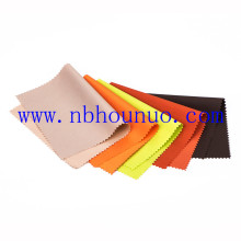 0.18-0.40mm Softness Colorful PVC Coated Cotton Fabric for Fashion Rainsuit and Jacket