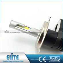 Автомобиль светодиодная 9007 Привет-Ло фары лампочки преобразования комплект 6000 4200LM все в одном Т5 лампы