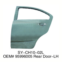 Chevrolet AVEO 2011-2013 Rear Door