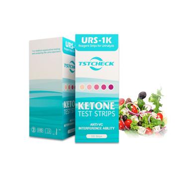 Ketone test strips lose weight