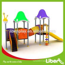SGS a approuvé la salle de jeux extérieure en Chine pour enfant (LE.YY.003)