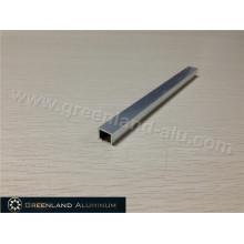 Aluminio de plata brillante Listello Trim 8mm Altura