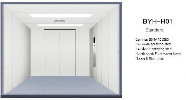 cargo elevator