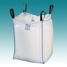 Plain Big PP saco do recipiente / PP Jumbo Bag