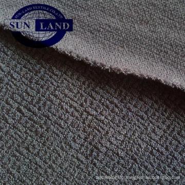 tissu jacquard de polyester de spandex pour le tissu de pantalon des femmes japonaises
